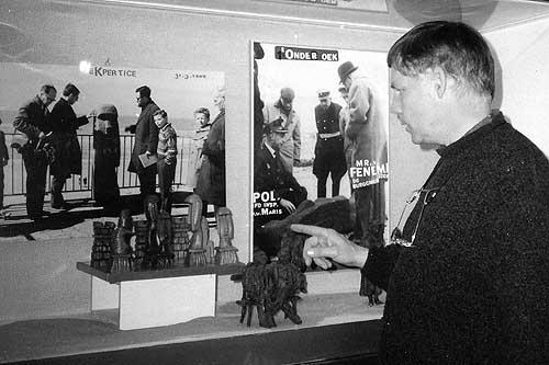 Opening van de Loerestentoonstelling
