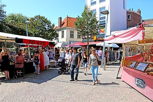Zandvoort Markt